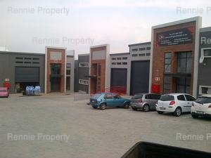 Warehouse to rent in Olivedale Meadowbrook Industrial Park Campora, Ref: 199478