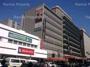 Retail Shops to rent in Pretoria CBD Steyns Towers, Ref: 202488