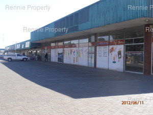 Retail Shops to rent in Rosslyn Rosnew, Ref: 197714