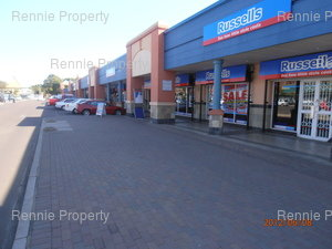 Retail Shops to rent in Pretoria North Blaauw Village, Ref: 209441