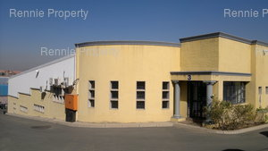 Warehouse to rent in Kyalami Tuscan Place, Ref: 195897