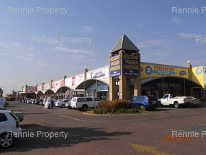 Retail Shops to rent in Hennopspark Lenchen Centre, Ref: 191778