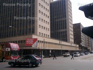 Retail Shops to rent in Johannesburg CBD Fedsure House, Ref: 182898