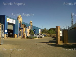 Warehouse to rent in Northriding 5 Star Business Park  -  Phase 1, Ref: 201090