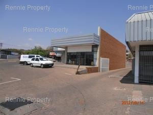 Retail Shops to rent in Hermanstad Hannyhof (2) - 387 Van Der Hof, Ref: 209434