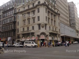 Retail Shops to rent in Johannesburg CBD Colman Chambers, Ref: 179881
