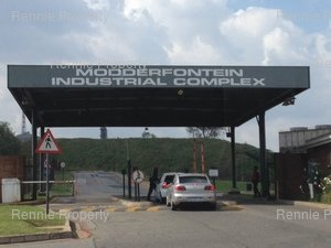 Warehouse to rent in Modderfontein Modderfontein Industrial Complex, Ref: 217046