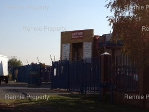 Warehouse to rent in Jet Park Gateway Industrial Park, Ref: 200727