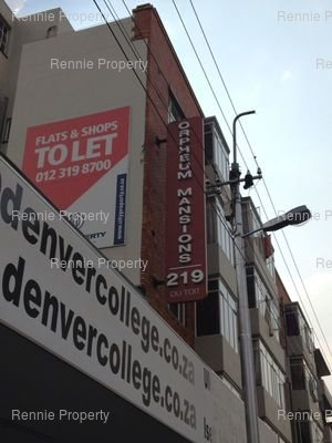 Retail Shops to rent in Pretoria CBD Orpheum Mansions, Ref: 191698