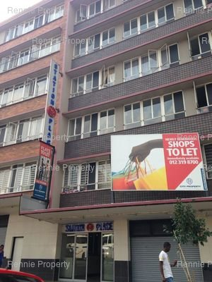 Retail Shops to rent in Pretoria CBD Station Place, Ref: 197682