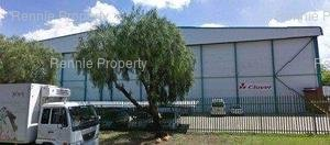 Warehouse to rent in Boksburg Cempark, Ref: 195971