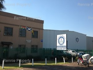 Warehouse to rent in Spartan Aeroport, Ref: 195976