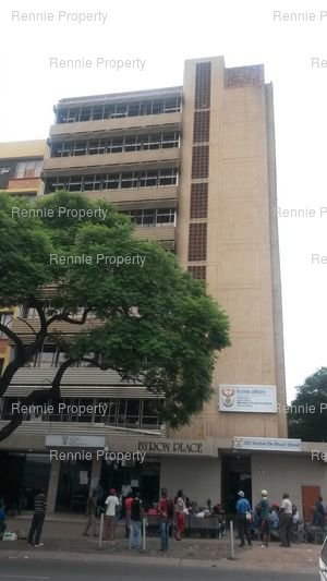 Office to rent in Pretoria CBD Byron Place, Ref: 202717