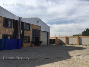 Warehouse to rent in Roodepoort Signal Square Industrial Park, Ref: 202608