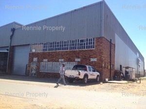 Warehouse to rent in Germiston Nancy Street Driehoek, Ref: 197796