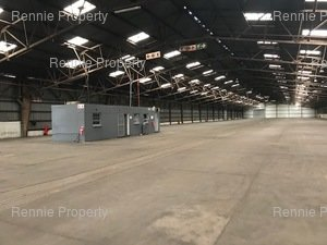 Office to rent in Isando Distribution Warehousing, Ref: 158329