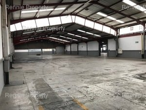 Warehouse to rent in Boksburg 95 Main Reef Road, Ref: 190729