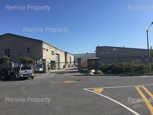 Warehouse to rent in Milnerton Sunset Park, Ref: 206877