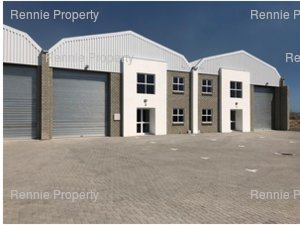 Warehouse to rent in Macassar Firgrove Industrial Park, Ref: 218835