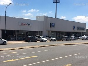 Retail Shops to rent in Krugersdorp 6 to 8 Commissioner Street Krugersdorp, Ref: 180967