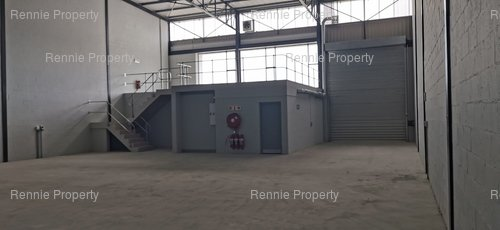 Warehouse to rent at Rio Park - Stikland in Stikland