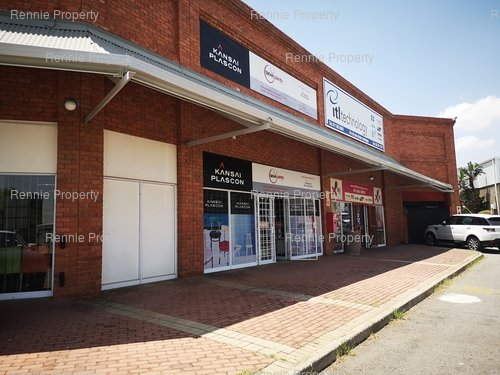 The Pond Shopping Centre Retail Shops to let in Halfway House