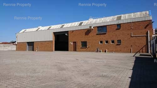 12 Gamka Street Warehouse to let in Stikland
