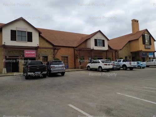 The Village Retail Shops & Office to let in Moreleta Park