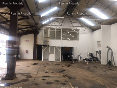 Warehouse to rent at Tranter Building in Manufacta