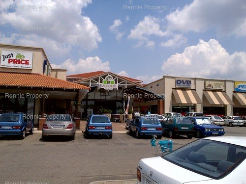 Moreleta Plaza Retail Shops to let in Moreleta Park