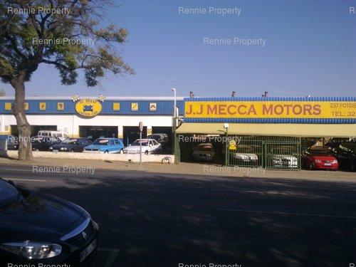 Potproes (1) - 237 Potgieter (Kgosi Mampuru) Warehouse & Retail Shops to let in Pretoria CBD