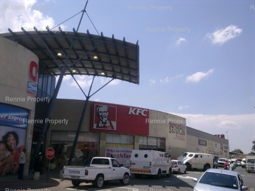 Retail Shops to rent at Randfontein Station Shopping Centre in Randfontein