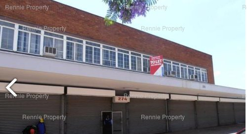 Hofmil Warehouse & Retail Shops to let in Pretoria CBD