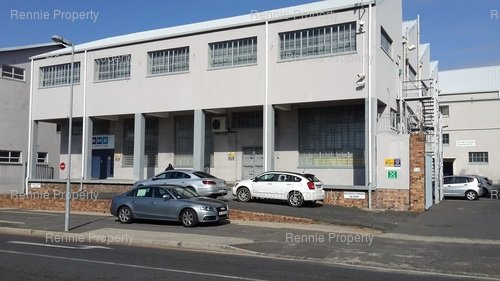 Sunrise Circle Warehouse to let in Ndabeni
