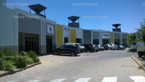 Retail Shops to rent at The Link in Halfway House