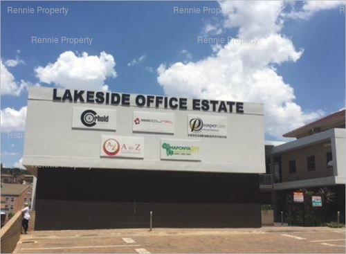 Lakeside Office Estate Office to let in Constantia Kloof