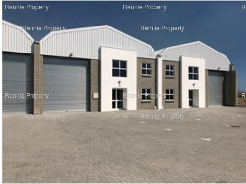 Warehouse to rent at Firgrove Industrial Park in Macassar