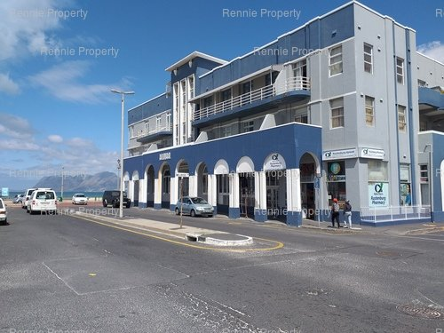 Balmoral Building Retail Shops to let in Muizenberg