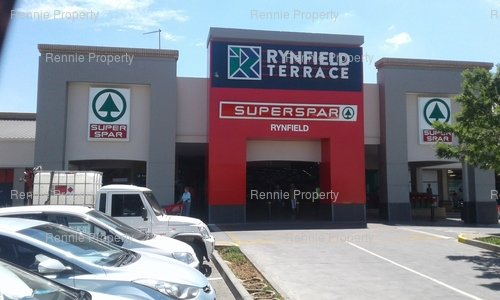 Retail Shops to rent at Rynfield Terrace in Rynfield